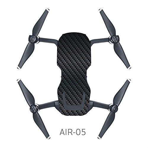 Zubehör für Dajiang, Malloom PVC Wasserdicht Aufkleber Drone Body Shell Schutz Haut Aufkleber Für DJI Mavic AIR (Body Bag Prop)