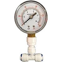 Medidor de presión para sistemas de ósmosis inversa por Finerfilters