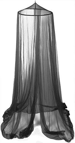 normani Moskitonetz Mückenschutz Farbe Schwarz