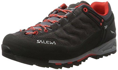 Salewa MS MTN Trainer 00-0000063414 Herren Trekking- und Wanderschuhe, Grau (Magnet/Papavero 0673), 47 EU