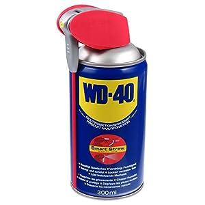 WD-40 multifonctions jet 300ml aérosol SILICONE – Multi-usage en aérosol d'huile de pulvérisation