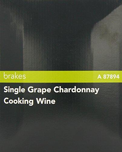 Brakes Chardonnay Cooking Wine 3 Litre Test