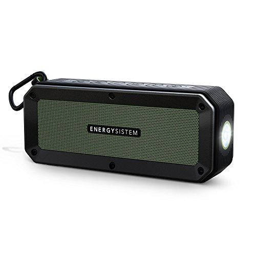 Energy Sistem Outdoor Box Adventure Radiorekorder (MP3) - Infinity Lautsprecher Outdoor