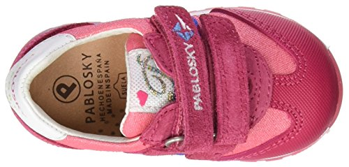 Pablosky 260977, Chaussures Fille Rose