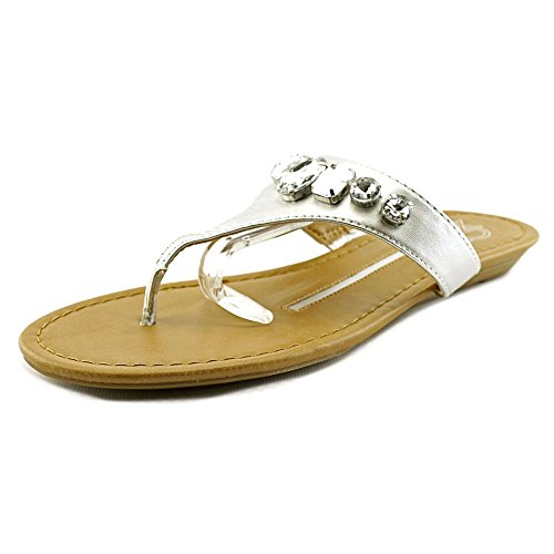 New Directions , Sandales pour femme silver