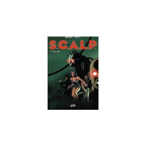 SCALP Tome 1 : Little boy