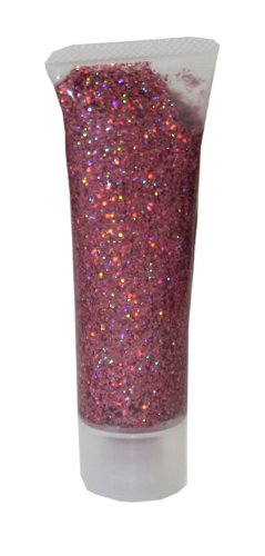 Eulenspiegel 907160 Glitzergel, Pink Juwel, 18 ml