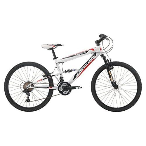 41mHcY0e0lL. SS500  - Mountain Bike Cycles Cinzia Shape Children's, steel frame, Dual Suspension, Shimano, Two