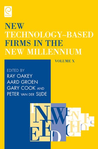 New Technology-based Firms in the New Millennium (English Edition)