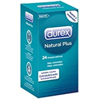DUREX NATURAL PLUS 24 EINHEITEN preisvergleich bei billige-tabletten.eu