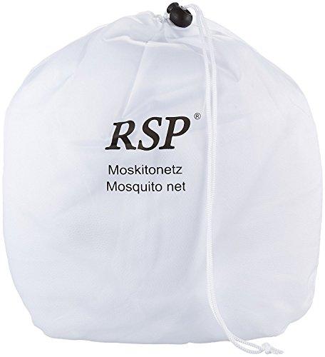 Moskitonetz Weiss Rund 13,5 x 3 x 0,65m
