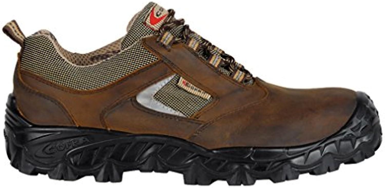Cofra FW 480-000.W45 Socotra S3 SRC Scarpe di di sicurezza, taglia 45, Coloreeee  Marroneee | Outlet  | Uomini/Donne Scarpa