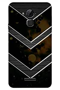 AMAN Vvv 3D Back Cover for Coolpad Note 3