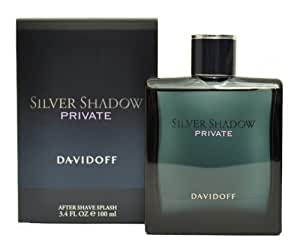 Davidoff Silver Shadow Private Aftershave - 100 ml
