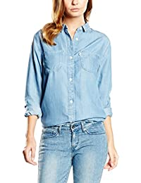 Amazon Bluse Levis Top E it Bluse Shirt T Abbigliamento Camicie SqrEvSnxwO