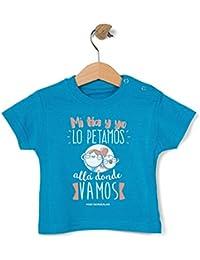 Missborderlike - Camiseta manga corta - Mi ta y yo lo petamos all‡