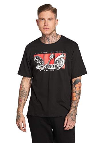 Dangerous DNGRS Herren T-Shirts IBWT schwarz S