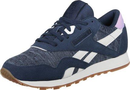 Reebok Damen Schuhe / Sneaker CL Nylon WR Blau