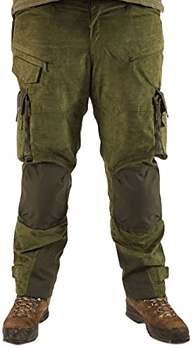Stealth Gear Extreme Forest Green Photographers Trousers 2 Taille XXL 30