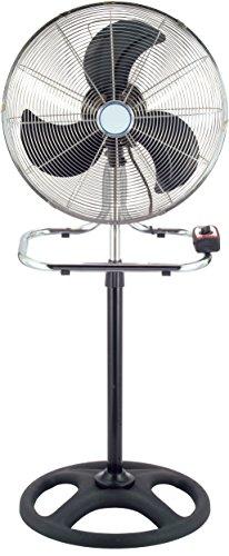 Niklas Essen Ventilador Industrial Oscilante Mod.3EN1. Circulador de Aire Multi-Uso. Diametro 46cms....