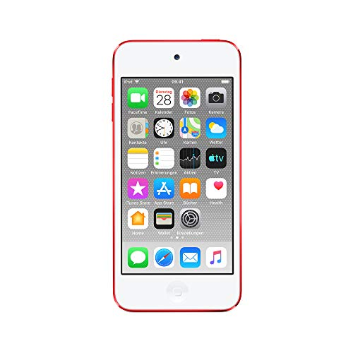 Apple iPod touch (32 GB) - (PRODUCT)RED (Neuestes Modell) (Touch Video Ipod)