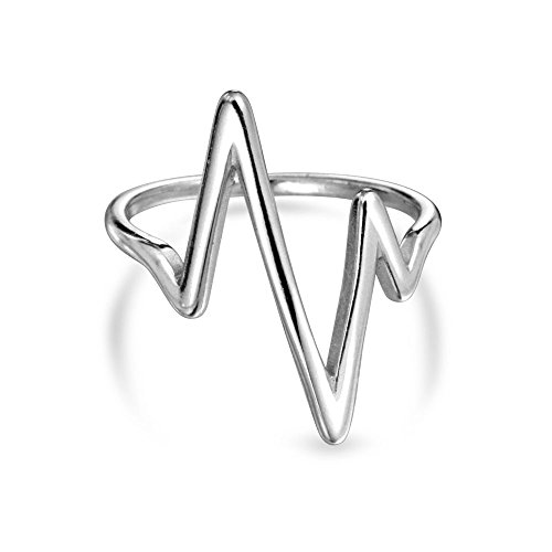 bling-jewelry-sterling-silver-chevron-bague-midi-eclair-anneaux-empilable