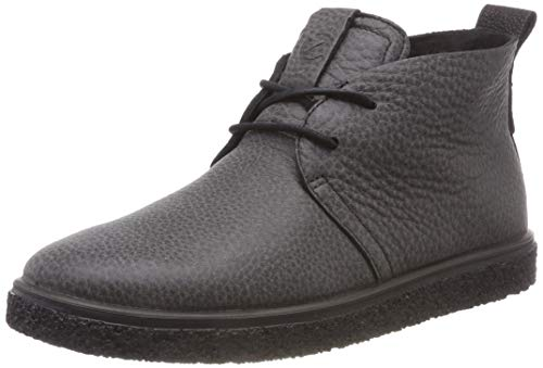 Ecco Damen CREPETRAY Ladies Desert Boots, Schwarz (Black 1001), 37 EU