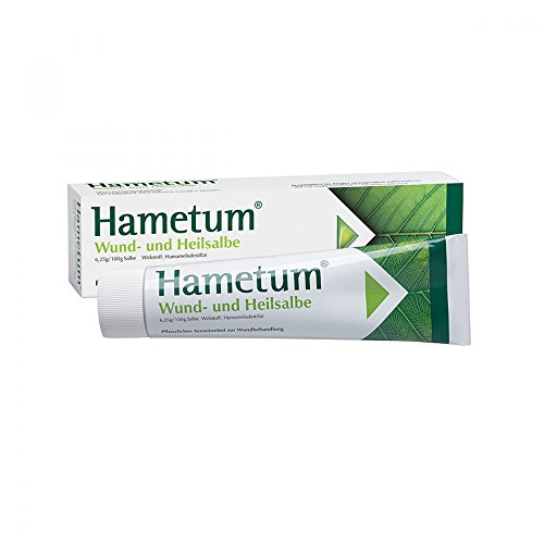 Hametum Wund- und Heilsalbe, 100 g Salbe