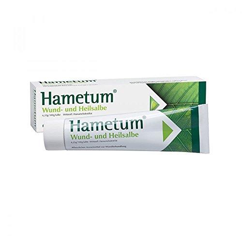 faktu zaepfchen Hametum Wund- und Heilsalbe, 100 g Salbe