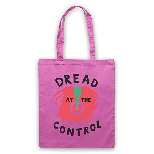 Ispirato Da Terrore Al Controllo Come Indossato Da Joe Strummer Tasche Non Ufficiali Del Capo Rosa
