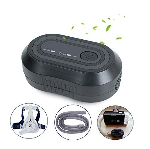 Tragbare Mini-CPAP-Reiniger-Desinfector CPAP-Luftschlauch-Maske säubern
