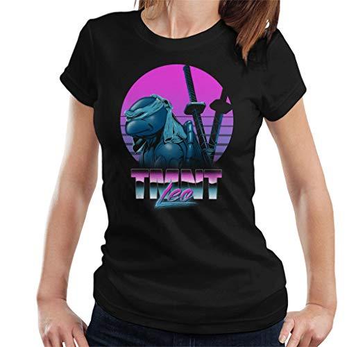(Teenage Mutant Ninja Turtles Leo Women's T-Shirt)