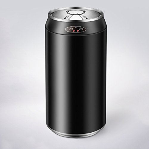 Automática de Inducción Cubo de basura presupuesto Salón Dormitorio Smart cuarto de baño Cocina eléctrica Tubo 12L