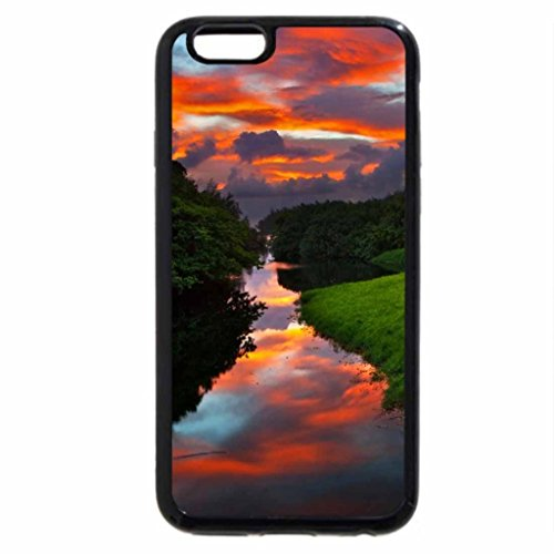 iPhone 6S / iPhone 6 Case (Black) small river