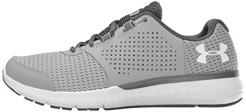 Under Armour Ua Micro G Fuel Rn Chaussures de Running Compétition Homme Grey (Overcast Gray 941)
