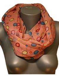 Fashion Loop Schal Schlauchschal Halstuch in verschiedenen Desings und Farben
