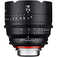Xeen 15024T1.5C T1.5 Cine Objektiv EF Anschluss 24 mm schwarz