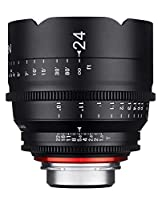 Samyang XEEN 24mm T1.5 - Objetivo (SLR, Canon EF, Marco Completo, Canon,...