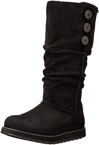 Skechers Freezing Point 48820BLK, Stiefeln - 37.5 EU (Leder Skechers Fashion Stiefel)