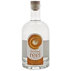 Scottish Gin Shetlandinseln Rolle Simmer Gin