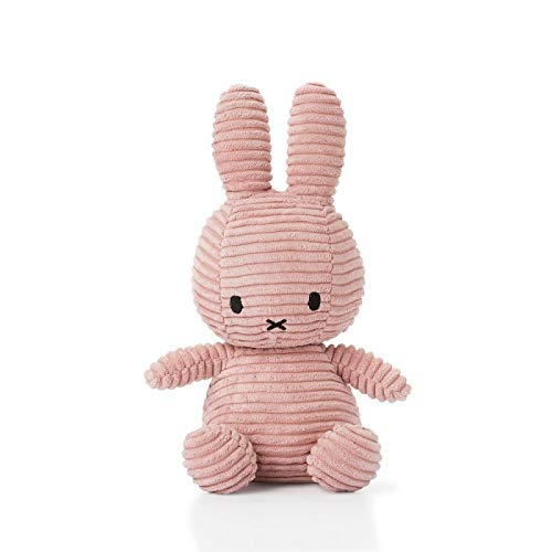 Diverse Miffy Cord-Plüschfigur (24cm) [rosa]