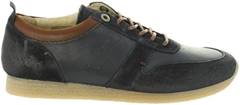 Kickers Mens OLYMPEI Marine Sneaker Low
