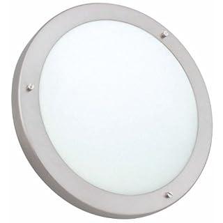 Marque FARO garantie 2 ans Ceiling light 2-Bulb Yuca Size: 40cm, Colour: Chrome