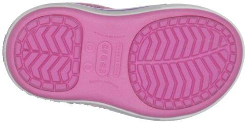 Crocs CrocbandII.5 HelloKitty CC Boot, Bottes fille Rose (Pink Lemonade/Purple)