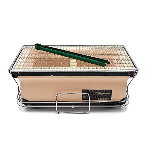 LYDIASUN Japanischer Koreanischer Nahrungsmittelgrill-Ofen, Der Ofen-Haushalts-Wort Mini Oven Pork Spewer BBQ Kocht