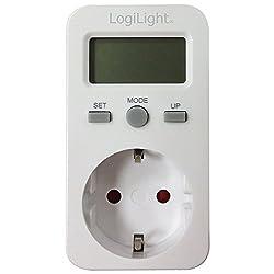 Logilink Indoor Energiekosten Messgerät, EM0002