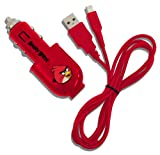 Cheapest Angry Birds 12 Volt USB Car Charger on Nintendo 3DS