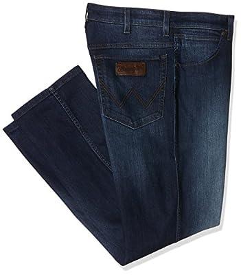Wrangler Men's Texas Stretch Easy Brushed Jeans