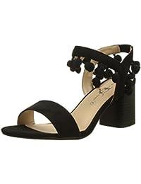 The Divine Factory Belina amazon-shoes neri Mejor Lugar Barato v7zmP