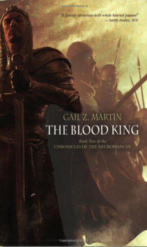 The Blood King (Chronicles of the Necromancer, Book 2)